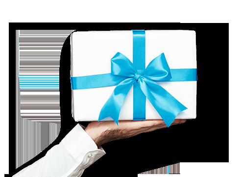 Bidet - vhodný jako dárek